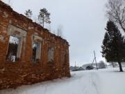 Церковь Собора Пресвятой Богородицы - Богородское - Ильинский район - Пермский край