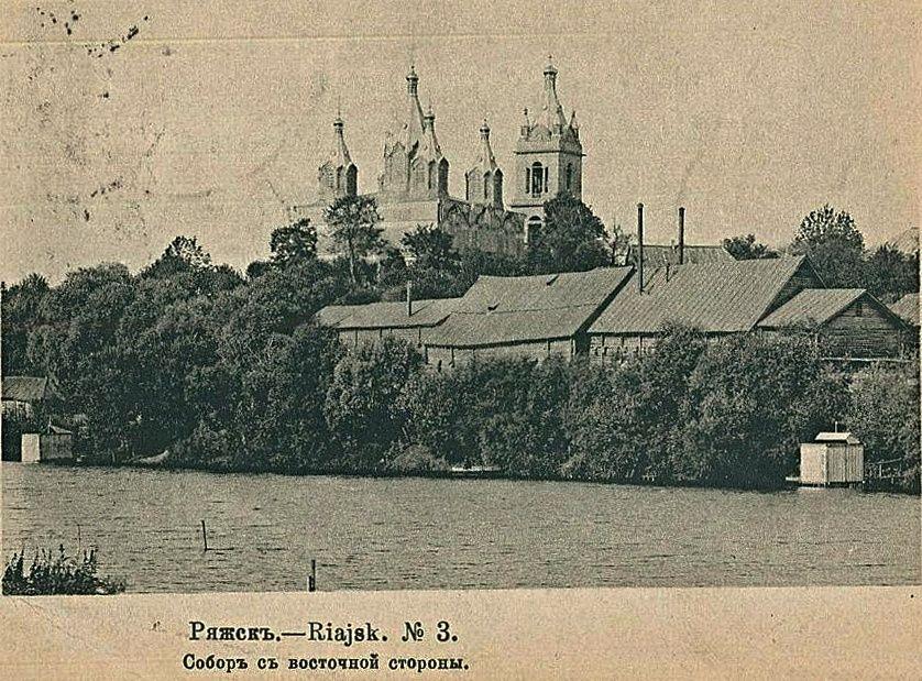 Собор Благовещения Пресвятой Богородицы, Ряжск