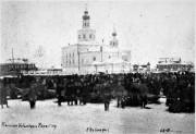Холмогоры. Троицы Живоначальной на Глинском посаде, церковь