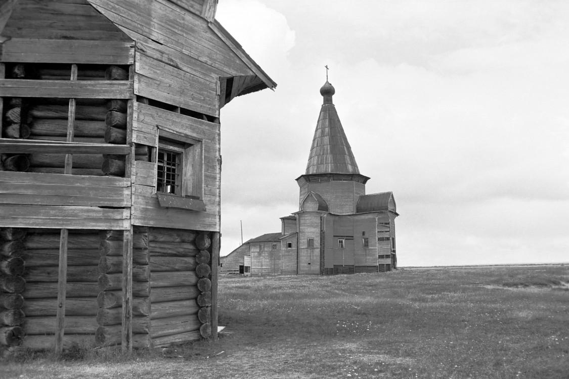 Церковь Рождества Пресвятой Богородицы, Заостровье (Яковлевская)