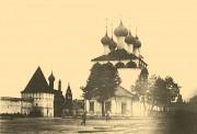 Церковь Рождества Пресвятой Богородицы - Ярославль - Ярославль, город - Ярославская область