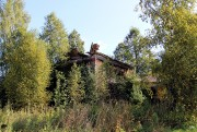 Церковь Воскресения Словущего - Кужбал - Нейский район - Костромская область