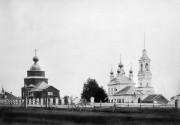 Церковь Покрова Пресвятой Богородицы - Верхний Березовец - Солигаличский район - Костромская область