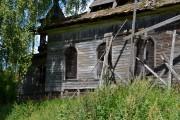 Неизвестная часовня - Сверчково - Усть-Кубинский район - Вологодская область