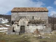 Неизвестная церковь - Гохнари - Квемо-Картли - Грузия
