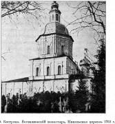 Богоявленско-Анастасьинский женский монастырь. Церковь Николая Чудотворца - Кострома - Кострома, город - Костромская область