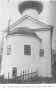 Волхов (Гостинополье). Николая Чудотворца, церковь