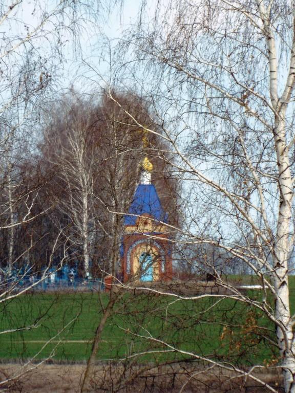 Республика Татарстан, Тетюшский район, Иоково. Неизвестная часовня, фотография. фасады