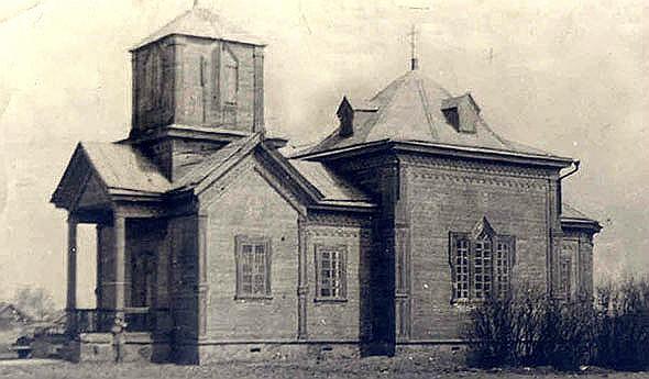 Церковь Успения Пресвятой Богородицы, Блужа
