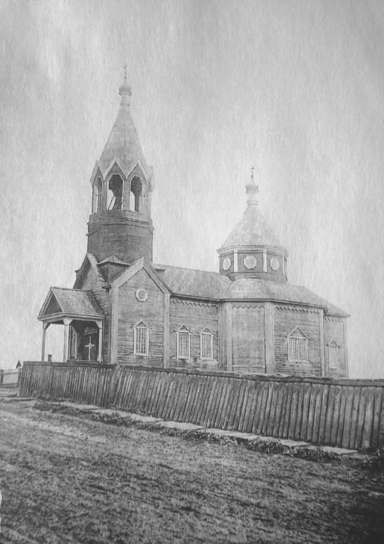 Церковь Сошествия Святого Духа, Краснолуки