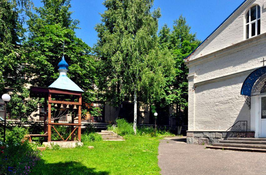Троицкий Марков монастырь, Витебск