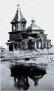 Церковь Илии Пророка - Большеокинское (акватория Братского водохранилища) - Братский район - Иркутская область