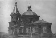 Большеокинское (акватория Братского водохранилища). Илии Пророка, церковь