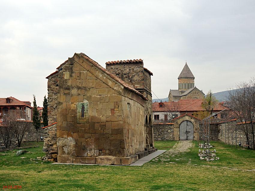 Стефановский монастырь, Мцхета