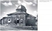 Церковь Петра и Павла - Буря - Зиминский район - Иркутская область