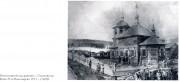 Церковь Иннокентия, епископа Иркутского - Голиковское, урочище - Нижнеилимский район - Иркутская область