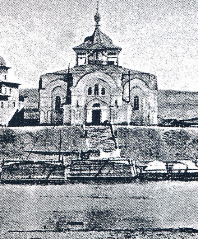 Церковь Вознесения Господня (каменная), Качуг