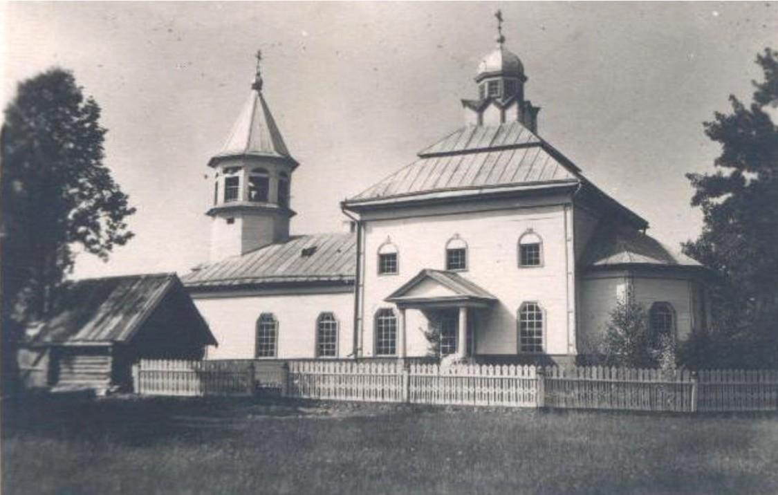 Церковь Троицы Живоначальной, Решетники