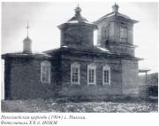 Церковь Николая Чудотворца - Никола - Иркутский район - Иркутская область
