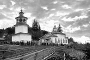 Церковь Николая Чудотворца - Подкаменка, урочище - Киренский район - Иркутская область