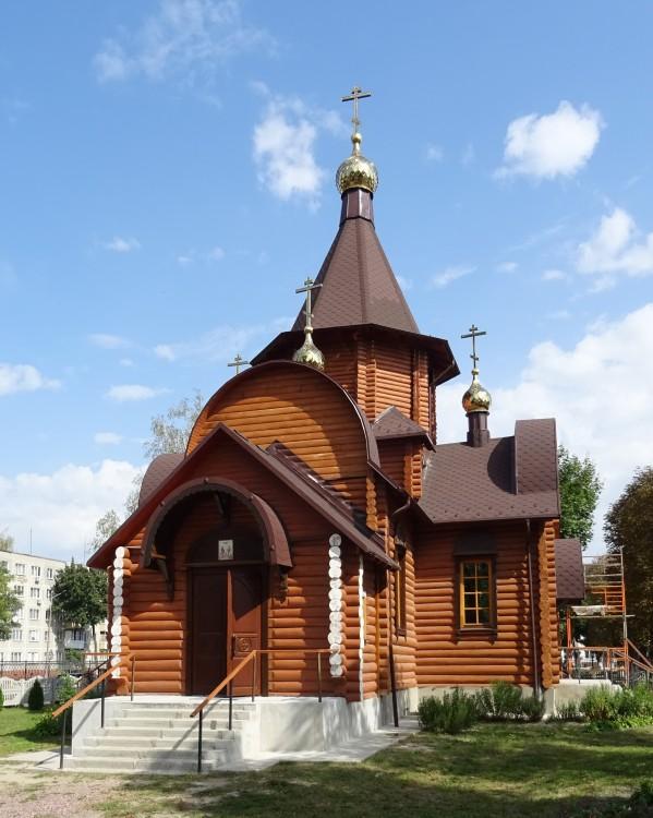 Церковь Луки Евангелиста и Луки (Войно-Ясенецкого) при Областной клинической больнице, Гомель