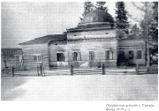 Церковь Покрова Пресвятой Богородицы - Тутура - Жигаловский район - Иркутская область