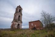 Спас-Хрипели. Спаса Преображения, церковь