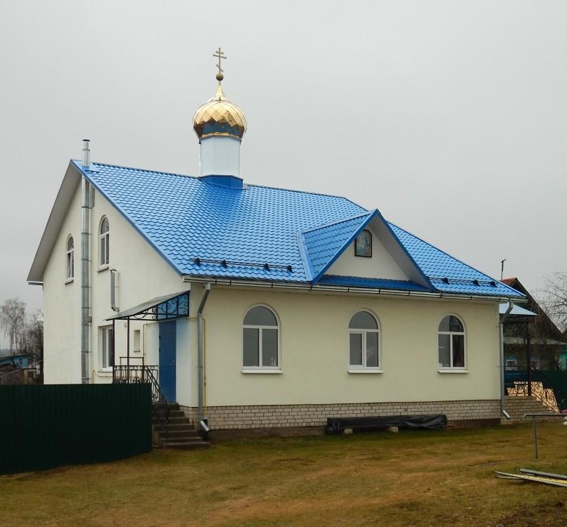 Церковь Спаса Преображения, Шклов