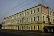 Домовая церковь Александра Невского при бывшей Губернской мужской гимназии - Иркутск - Иркутск, город - Иркутская область