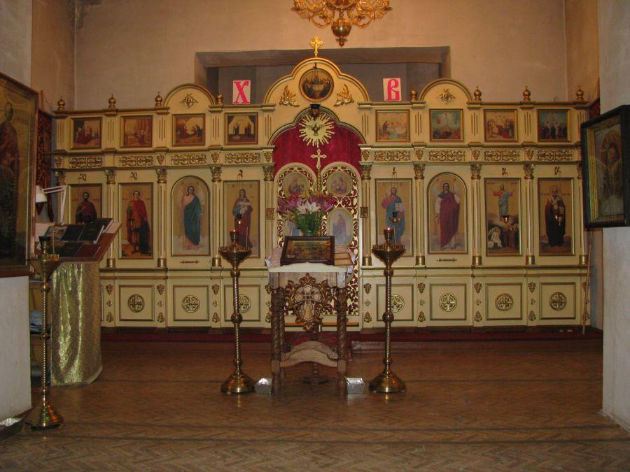 Церковь Воскресения Словущего, Рязань