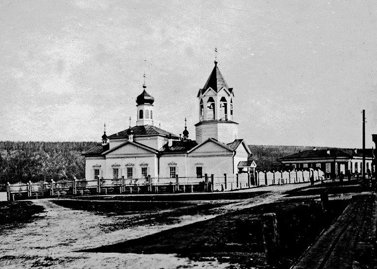 Церковь Спаса Нерукотворного Образа, Витим