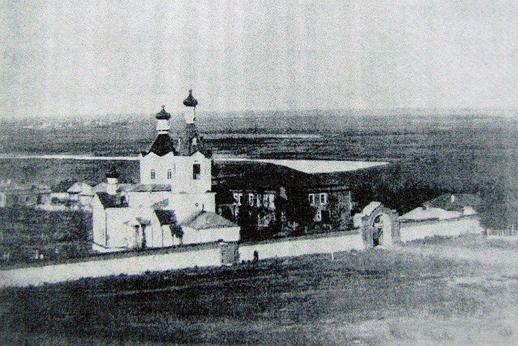 Иверский женский монастырь, Костанай