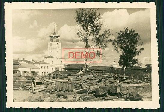 Церковь Благовещения Пресвятой Богородицы (единоверческая), Ржев