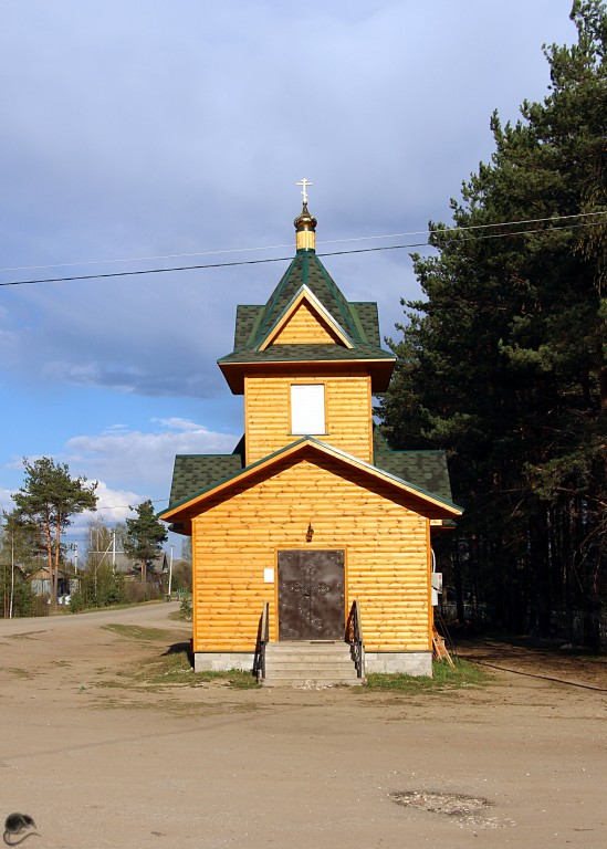 Церковь Сергия Радонежского, Пестово (Покров-Молога)