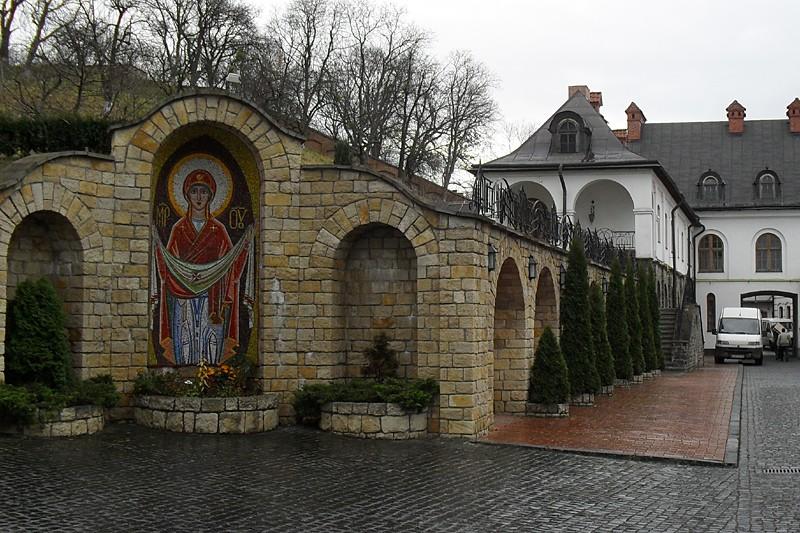 Онуфриевский монастырь, Львов
