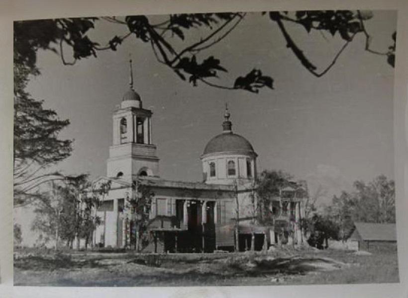 Церковь Успения Пресвятой Богородицы, Хотьково