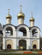 Церковь Матроны Московской в Дмитровском - Дмитровский - Северный административный округ (САО) - г. Москва