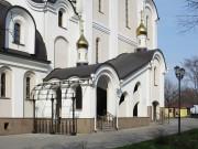 Дмитровский. Матроны Московской в Дмитровском, церковь
