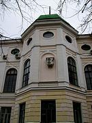 Домовая церковь Кирилла и Мефодия в бывшем здании Духовной семинарии - Тамбов - Тамбов, город - Тамбовская область