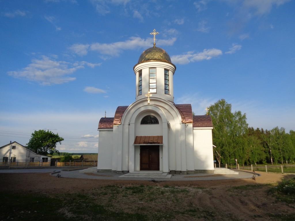 Церковь Рождества Христова, Острошицы
