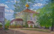 Мичуринск. Козловский Троицкий монастырь. Собор Троицы Живоначальной