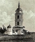 Мичуринск. Козловский Троицкий монастырь. Колокольня