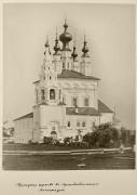 Ризположенский монастырь. Собор Троицы Живоначальной - Суздаль - Суздальский район - Владимирская область