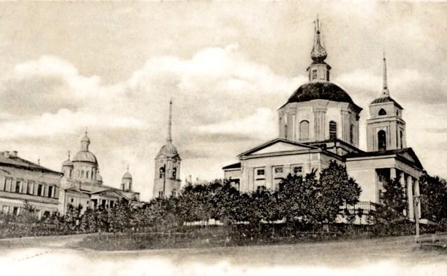 Церковь Николая Чудотворца, Пенза