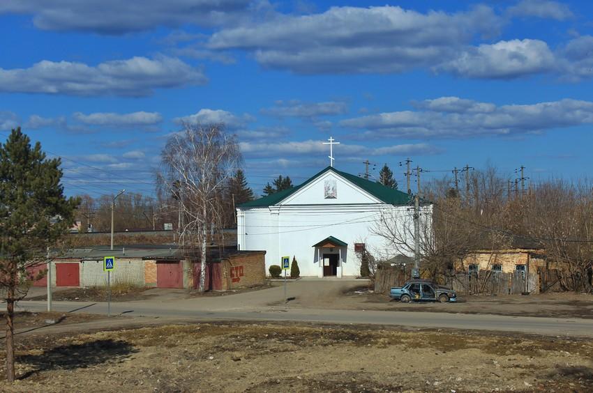 Церковь Воскресения Словущего, Пенза