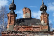 Церковь Рождества Христова - Рождествено - Борисоглебский район - Ярославская область