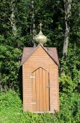 Неизвестная часовня - Трасса М8, 94-й км - Александровский район - Владимирская область