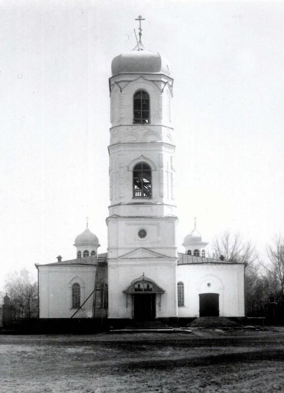 Церковь Флора и Лавра, Шадринск