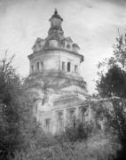 Церковь Спаса Преображения - Серапиха - Чухломский район - Костромская область