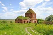 Церковь Спаса Всемилостивого - Спасское - Щёкинский район - Тульская область